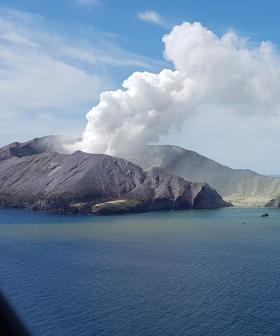 Three Queenslanders Still Missing After Volcano Eruption