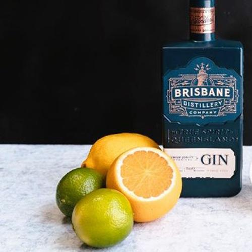 There's A New Gin Distillery In Brisbane & You Can Make You Own Gin!