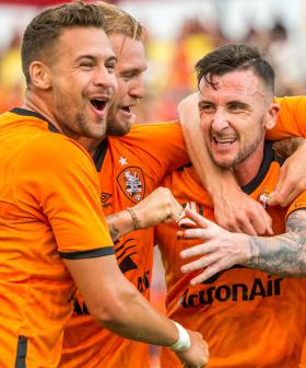 Join Us At Brisbane Roar vs Western United This Friday!