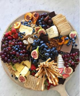 How To Prepare An EPIC Cheese Board This Party Season