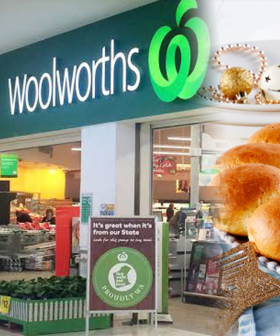 Woolworths Release TEN New Products For Christmas And It Includes A Brie Wreath, So, Goodbye Diet