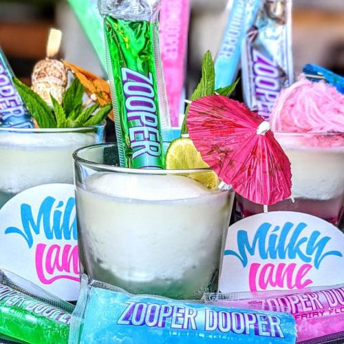 This Brisbane Eatery Is Serving Up Zooper Dooper Cocktails