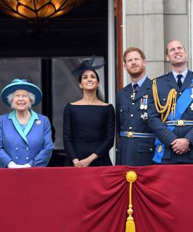 Queen Releases Statement On Harry And Meghan's Future