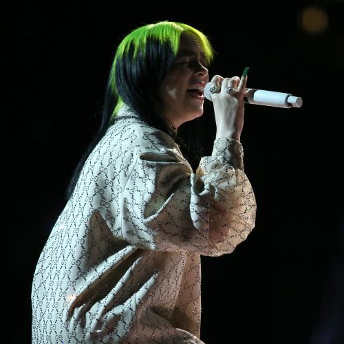 Billie Eilish Makes Grammy Award's History