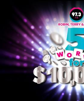 Robin, Terry and Bob's 5 Words for 10 Grand