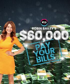 Robin Bailey's $60,000 Pay Your Bills!