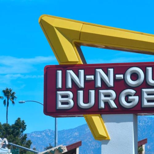 Today Only: Pop Up In-N-Out Burger in Brisbane!