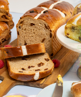 Woolworths Launch New Hot Cross LOAF And Heaps Of Gluten Free Easter Options!