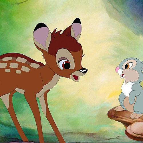 Disney Is Apparently Giving 'Bambi' A Live-Action Remake