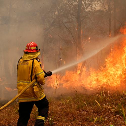 WARNING: Longer, More Extreme Fire Season Predicted