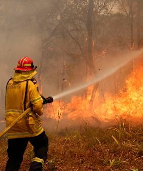 WARNING: Longer, More Extreme Fire Season Predicted