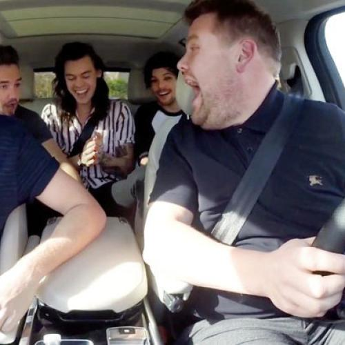 Fan Exposes MASSIVE Secret About How James Corden's Carpool Karaoke's Are Filmed