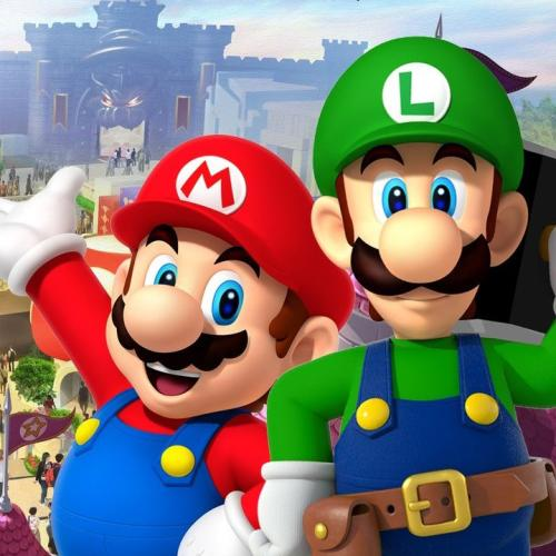 Super Nintendo World Is Officially Coming To Universal Orlando In 2023
