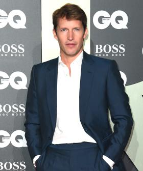 James Blunt Calls for a Chat!