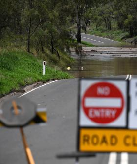 QLD Flood Warning As Weather Continues To Turn