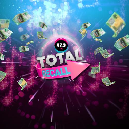 97.3FM's Total Recall: The Longer You Listen, The More You Win!