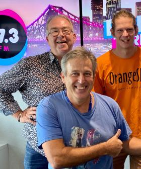 Good News Story: Lucas Patchett – Founder of Orange Sky Laundry
