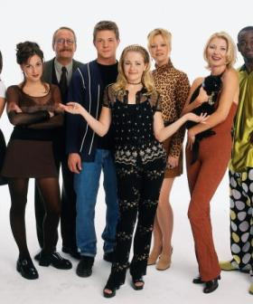 The Cast Of Sabrina The Teenage Witch Just Reunited And Be Still, Our Beating Hearts