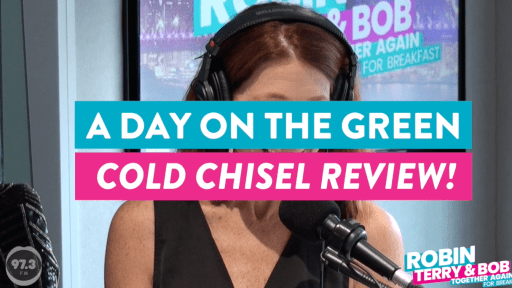Cold Chisel Live: Review!