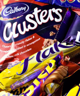 Cadbury Set To Announce A New Flavour That's Dairy Free!