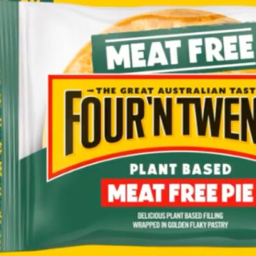 Four 'N' Twenty Meat-Free Meat Pies - Blasphemy Or Life Changing?