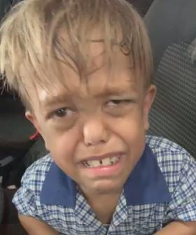 """""""I Want To Die"""": 9-Year-Old Boy With Dwarfism Breaks Down After Being Viciously Bullied"""