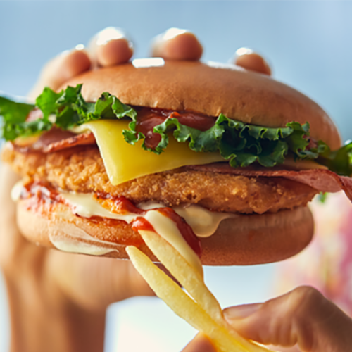 SOUND THE ALARM: Maccas Could Be Slinging Parmi Burgers