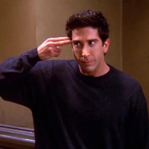 FRIENDS Scene Without Canned Laughter Is The Creepiest Thing You'll Ever Hear