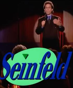 GET OUT! Someone Found 80 Minutes Of Previously Unseen Seinfeld Bloopers At A Flea Market