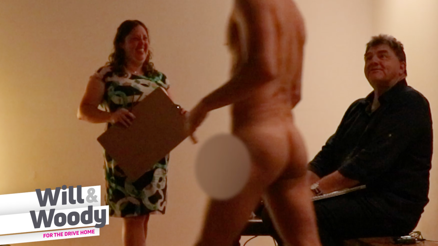 When Your Date Suddenly Strips BUTT NAKED!