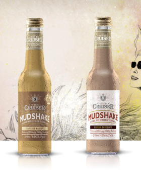 Did You Know You Can Get Espresso Martini & Chocolate Vodka Cruisers?!