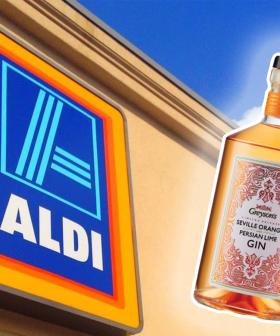 Aldi Is, As Usual, Crushing The Game And Selling The World's Best Gin For Cheap As Chips