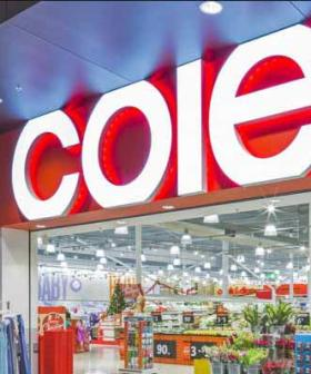 Coles Tells Shoppers To Pack Their Own Bags Amid Coronavirus Pandemic
