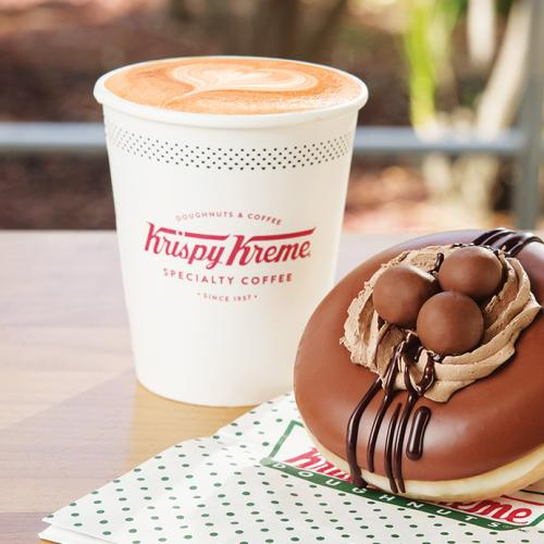 THERE IS A MALTESERS X KRISPY KREME COLLAB: THIS IS NOT A DRILL!