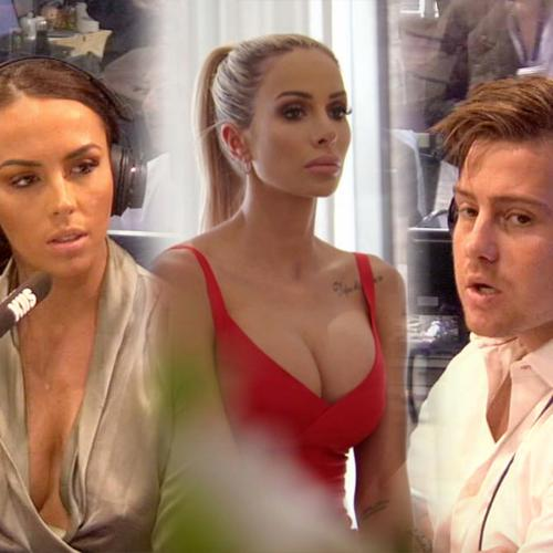 MAFS FEUD: Mikey, Natasha And Stacey BLOW UP In Massive Argument Live On Air