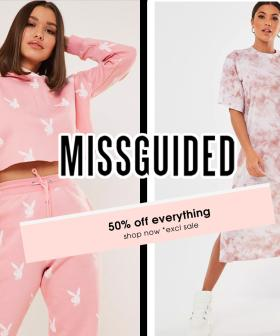Missguided Is Having 50% Off Site Wide And This Is Me Doing My Bit To Stimulate The Economy