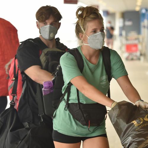 Queensland Slams Border Shut To WA Hot Spots As Perth Locks Down
