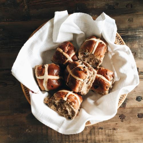 Hey, Brisbane! Here's Where You Can Get Hot Cross Buns Delivered to Your Home!