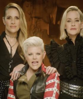 The Dixie Chicks Set To Release Their First Album In 14 Years Following Hit Single 'Gaslighter'