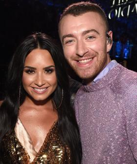 Sam Smith And Demi Lovato Are Teaming Up For A New Song Out This Week And We're SO Ready