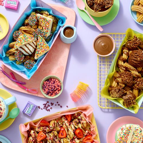San Churro Launches Throwback Menu Featuring Nerds, Fairy Bread And Chocolate Crackles!