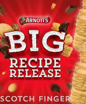 Arnott's Released Their Recipe For Scotch Fingers So You Can Make The Ultimate Bikkie At Home