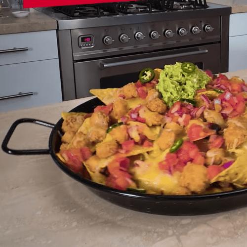 KFC Releases Popcorn Chicken NACHOS Recipe & You're WELCOME!