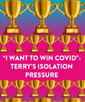"""I Want To Win COVID"": Terry's Isolation Pressure 🏆"