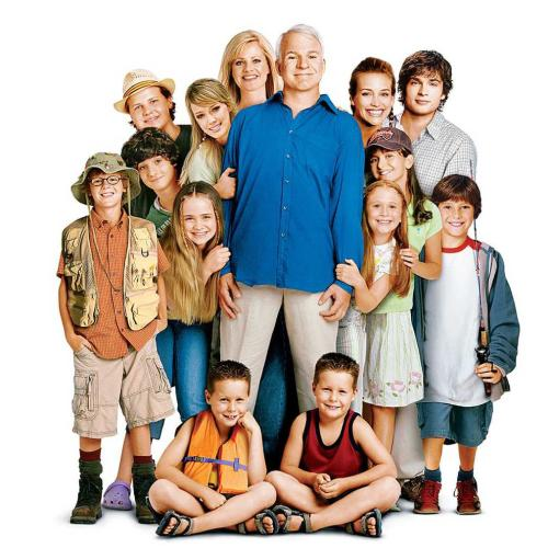 The Cheaper By The Dozen Cast Just Had A Virtual Reunion And It's Honestly Iconic