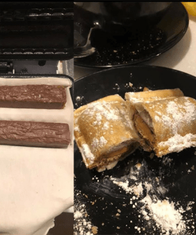 You Can Fit Chocolate Bars In Kmart's New Sausage Roll Maker... BRB!