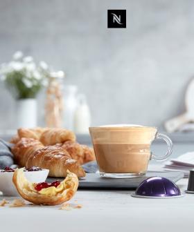 Nespresso Has Launched DESSERT Coffee Flavours Like Caramel Cookie & Vanilla Custard Pie!