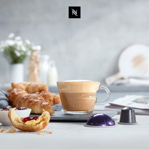 Nespresso Has Launched DESSERT Coffee Flavours Like Caramel Cookie & Vanilla Custard Pie!