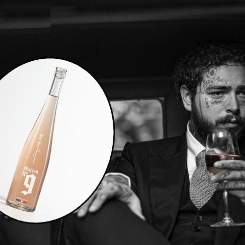 To Make Your Year Weirder, Post Malone Has Just Released His Own Rosé…