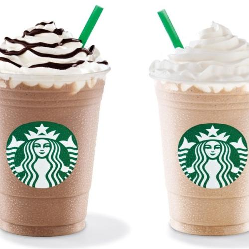 Starbucks Has Revealed A Recipe So You Can Make Frappuccinos At Home!